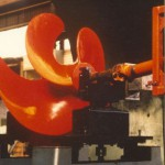 PU Coating Propeller