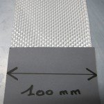 Polyester fabrics lenght 100mm