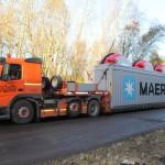 Transport 3 Mooring Buoys